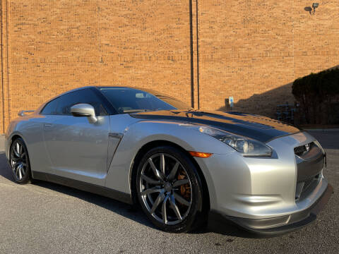 2010 Nissan GT-R for sale at Vantage Auto Wholesale in Lodi NJ