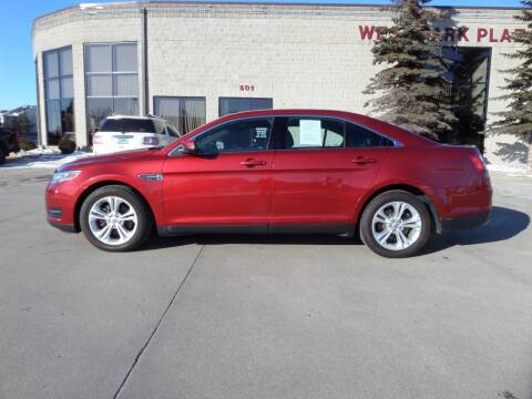 2013 Ford Taurus for sale at Elite Motors in Fargo ND