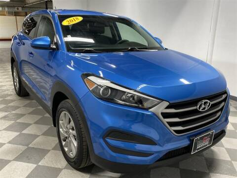 2018 Hyundai Tucson for sale at Mr. Car City in Brentwood MD