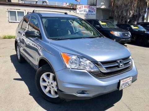 2011 Honda CR-V for sale at TMT Motors in San Diego CA