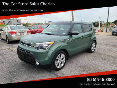 2014 Kia Soul for sale at The Car Store Saint Charles in Saint Charles MO