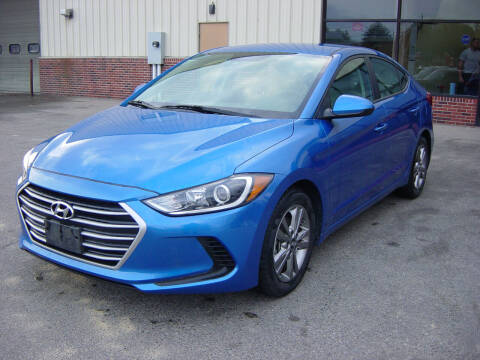 2017 Hyundai Elantra for sale at North South Motorcars in Seabrook NH
