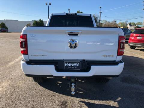 2020 RAM Ram Pickup 2500 for sale at Haynes Auto Sales Inc in Anderson SC