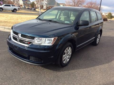 2014 Dodge Journey for sale at AROUND THE WORLD AUTO SALES in Denver CO