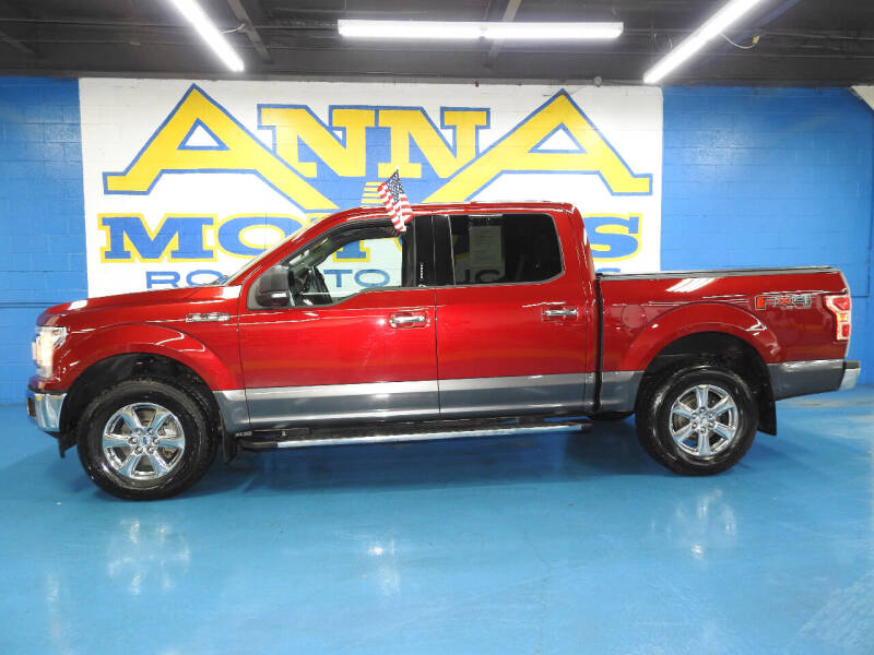 2018 Ford F-150 for sale at ANNA MOTORS, INC. in Detroit MI