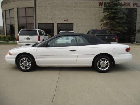 2000 Chrysler Sebring for sale at Elite Motors in Fargo ND
