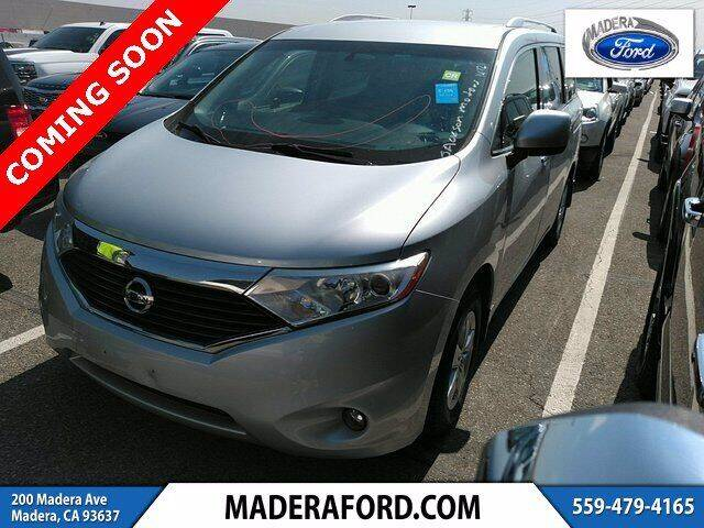 2015 Nissan Quest for sale in Madera, CA