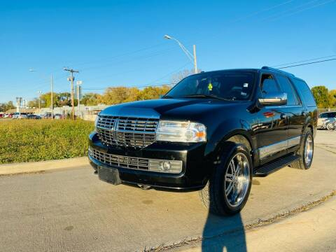 2009 Lincoln Navigator for sale at Xtreme Auto Mart LLC in Kansas City MO