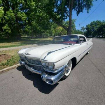 1959 Cadillac Series 62 for sale at Classic Car Deals in Cadillac MI