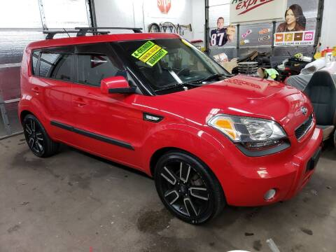 2011 Kia Soul for sale at Devaney Auto Sales & Service in East Providence RI