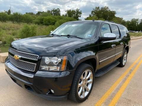 2012 Chevrolet Suburban for sale at GTC Motors in San Antonio TX