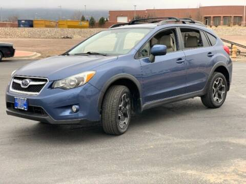 2013 Subaru XV Crosstrek for sale at Lakeside Auto Brokers Inc. in Colorado Springs CO