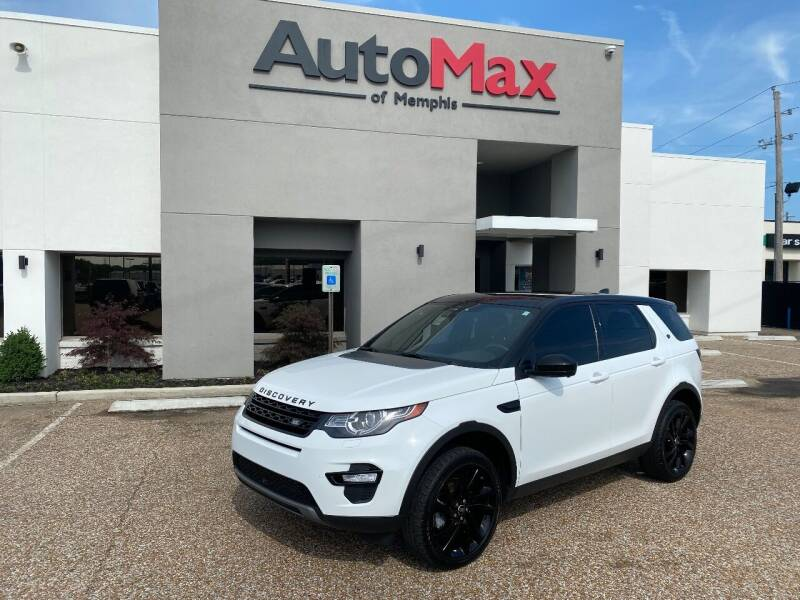 2017 Land Rover Discovery Sport for sale at AutoMax of Memphis - Nate Palmer in Memphis TN