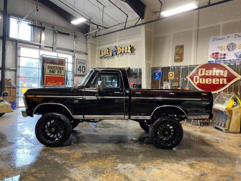 1975 Ford F-100 for sale at Cool Classic Rides in Redmond OR
