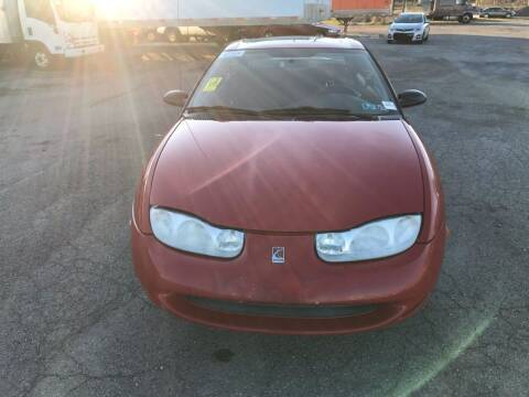 2002 Saturn S-Series for sale at Stan's Auto Sales Inc in New Castle PA