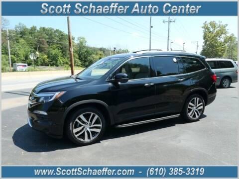 2016 Honda Pilot for sale at Scott Schaeffer Auto Center in Birdsboro PA
