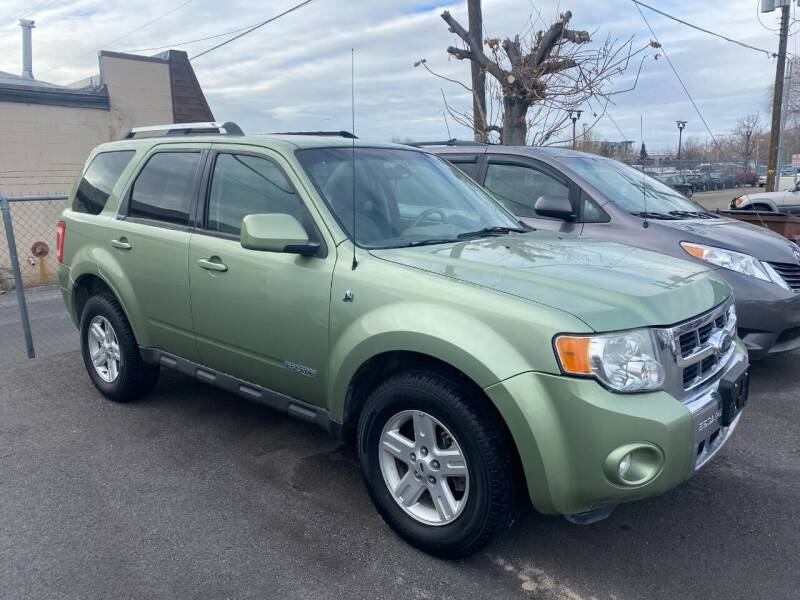 2008 Ford Escape Hybrid for sale at Major Car Inc in Murray UT