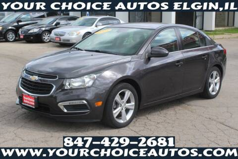 2015 Chevrolet Cruze for sale at Your Choice Autos - Elgin in Elgin IL