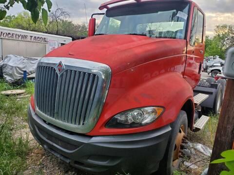 2011 International ProStar for sale at C.J. AUTO SALES llc. in San Antonio TX