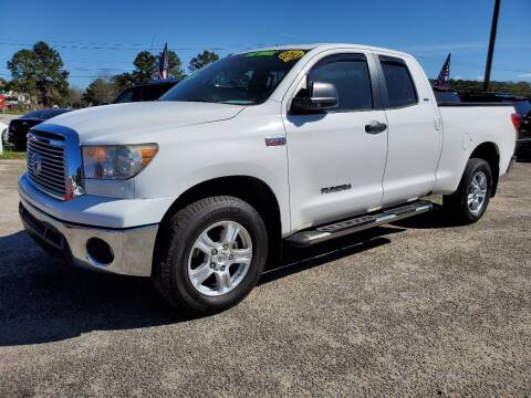 2013 Toyota Tundra for sale at Rodgers Enterprises in North Charleston SC