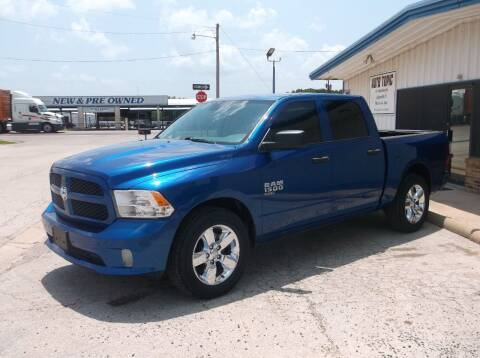 2019 RAM Ram Pickup 1500 Classic for sale at AUTO TOPIC in Gainesville TX
