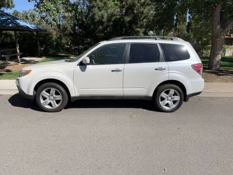 2010 Subaru Forester for sale at Auto Brokers in Sheridan CO