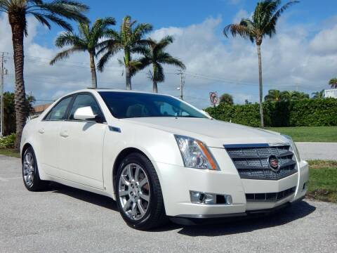 2008 Cadillac CTS for sale at VE Auto Gallery LLC in Lake Park FL
