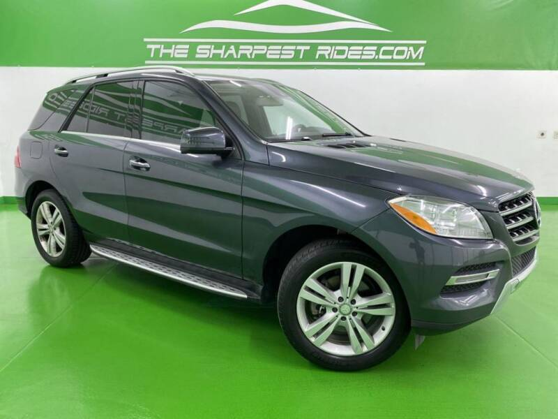 2015 Mercedes-Benz M-Class for sale in Englewood, CO
