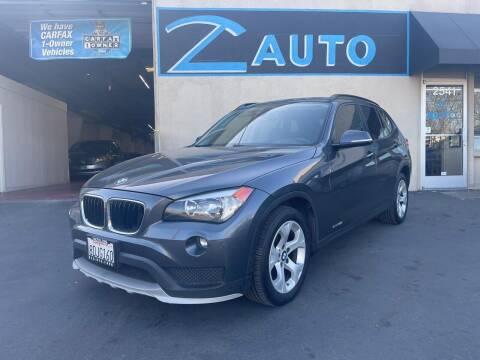 2015 BMW X1 for sale at Z Auto in Sacramento CA