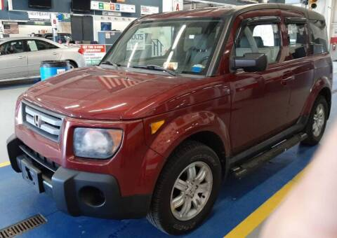 2007 Honda Element for sale at Precision Automotive Group in Youngstown OH