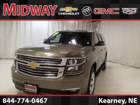 2018 Chevrolet Suburban for sale at Midway Auto Outlet in Kearney NE