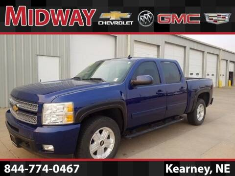 2013 Chevrolet Silverado 1500 for sale at Heath Phillips in Kearney NE