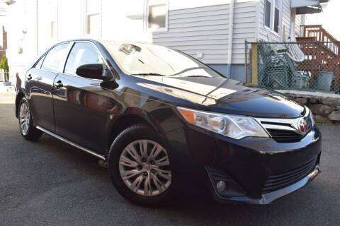 2012 Toyota Camry for sale at VNC Inc in Paterson NJ