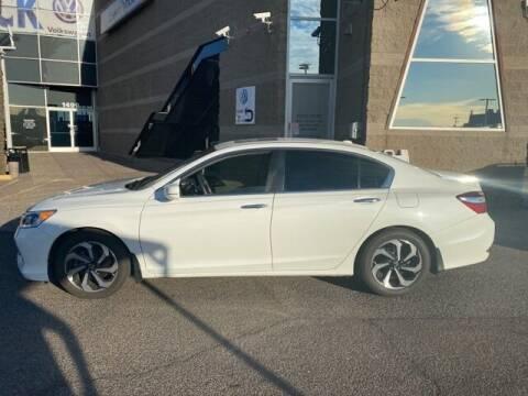 2016 Honda Accord for sale at Camelback Volkswagen Subaru in Phoenix AZ