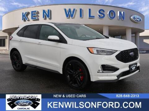 2020 Ford Edge for sale at Ken Wilson Ford in Canton NC
