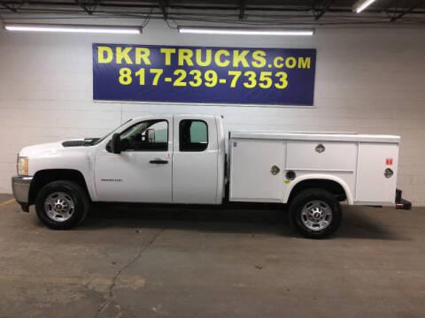 2011 Chevrolet Silverado 2500HD for sale at DKR Trucks in Arlington TX