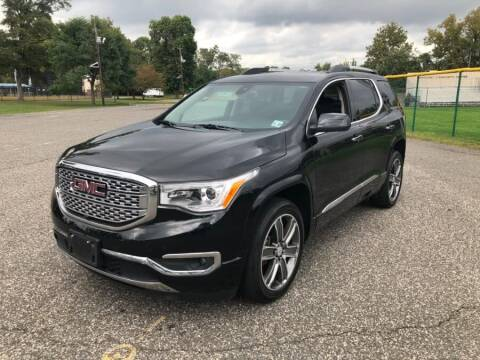 2017 GMC Acadia for sale at Cars With Deals in Lyndhurst NJ