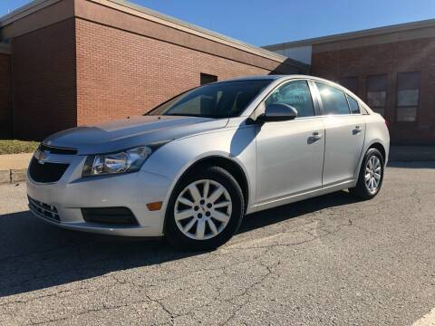 2011 Chevrolet Cruze for sale at R C Auto Sales in Connellsville PA