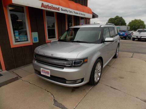 2013 Ford Flex for sale at Autoland in Cedar Rapids IA