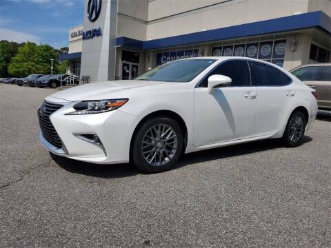 2018 Lexus ES 350 for sale at Southern Auto Solutions - Acura Carland in Marietta GA