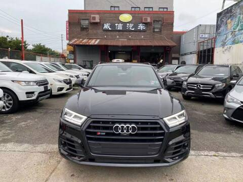 2020 Audi SQ5 for sale at TJ AUTO in Brooklyn NY