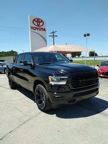2019 RAM Ram Pickup 1500 for sale at Quality Toyota in Independence KS