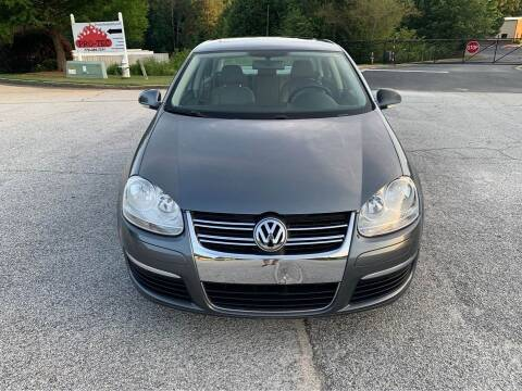 2007 Volkswagen Jetta for sale at Two Brothers Auto Sales in Loganville GA