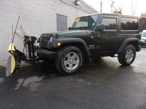 2011 Jeep Wrangler for sale at Mark's Discount Truck & Auto Sales in Londonderry NH