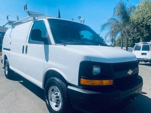 2012 Chevrolet Express Cargo for sale at My Car Plus Center Inc in Modesto CA
