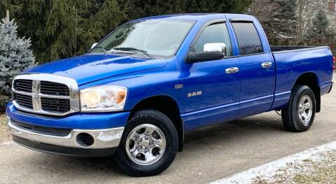 2008 Dodge Ram Pickup 1500 for sale at Carmel Truck & Auto in Carmel IN
