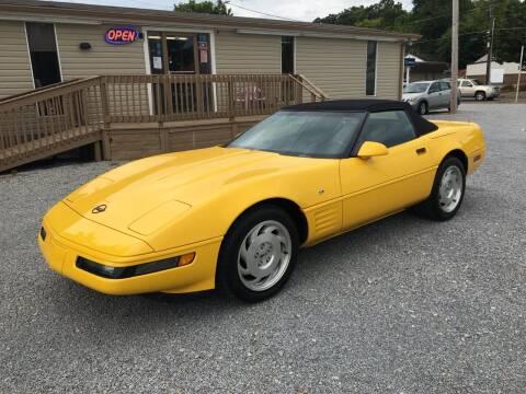 1993 Chevrolet Corvette for sale at Wholesale Auto Inc in Athens TN