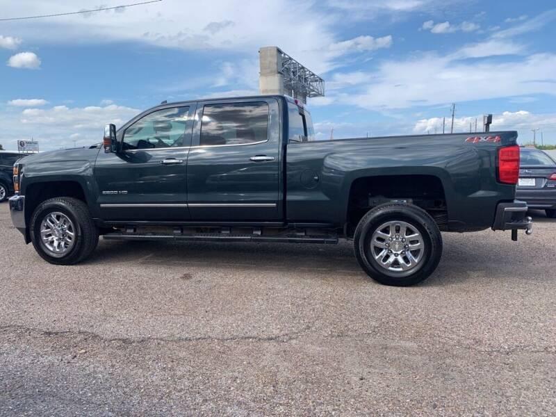 2019 Chevrolet Silverado 2500HD for sale at Primetime Auto in Corpus Christi TX