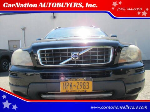 2007 Volvo XC90 for sale at CarNation AUTOBUYERS Inc. in Rockville Centre NY