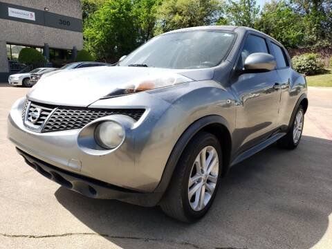 2011 Nissan JUKE for sale at ZNM Motors in Irving TX